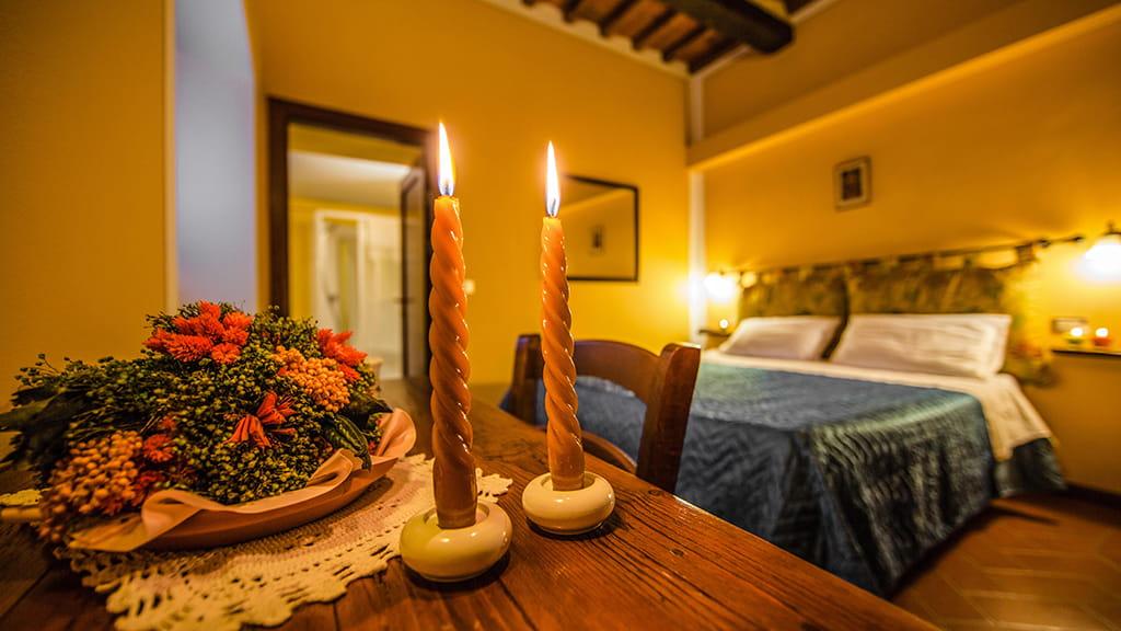 Villa La Guardata Weiteres Schlafzimmer