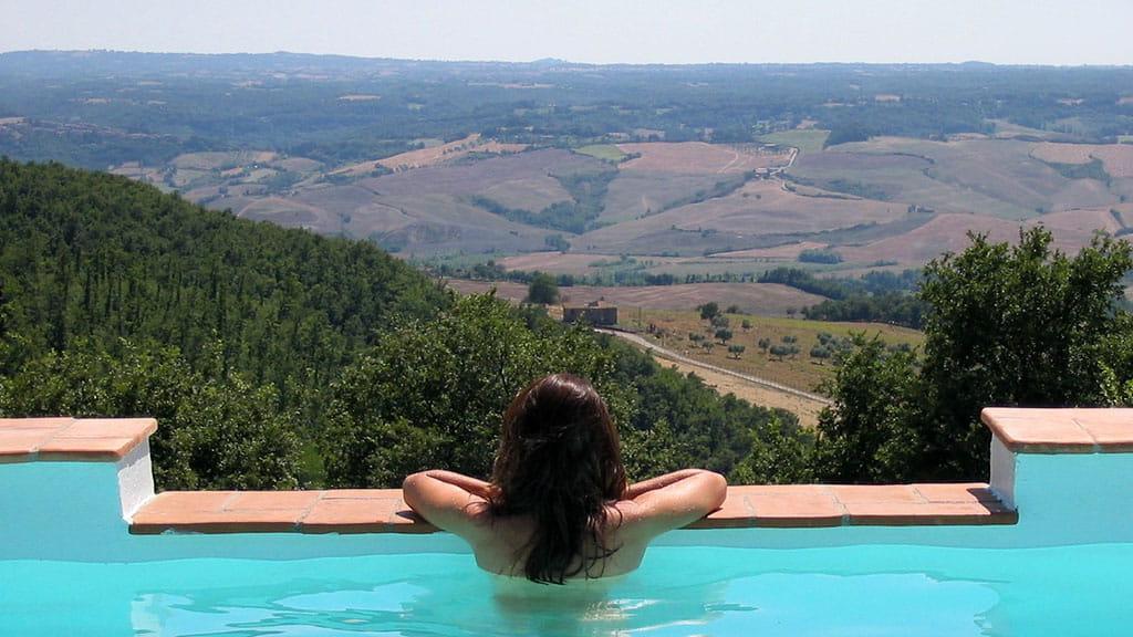 Villa Latium Mit Pool