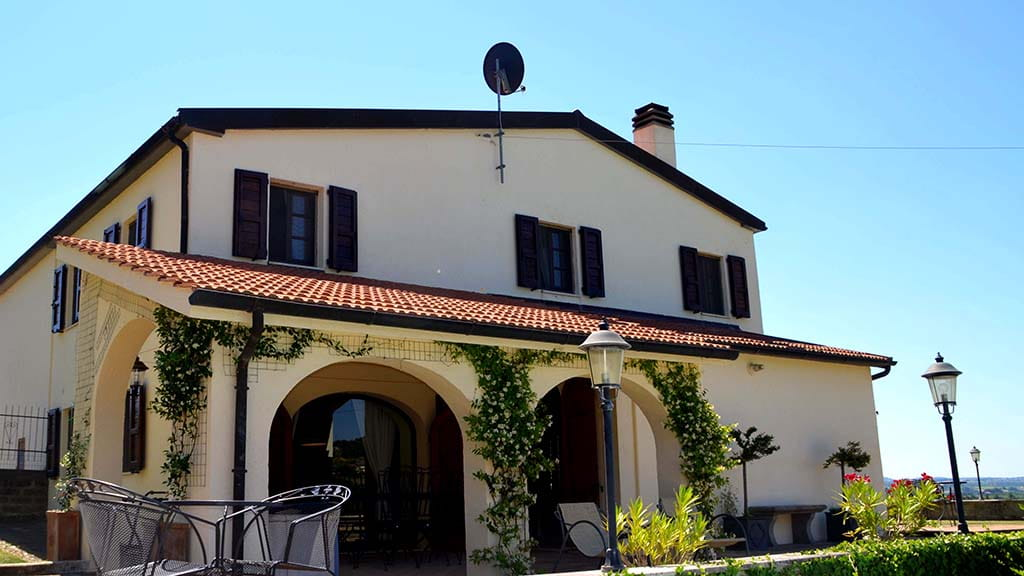 Villa Lupinaio Maremma