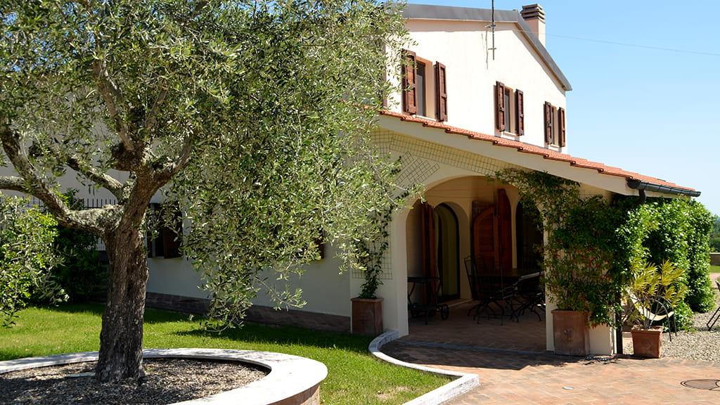 Villa Lupinaio