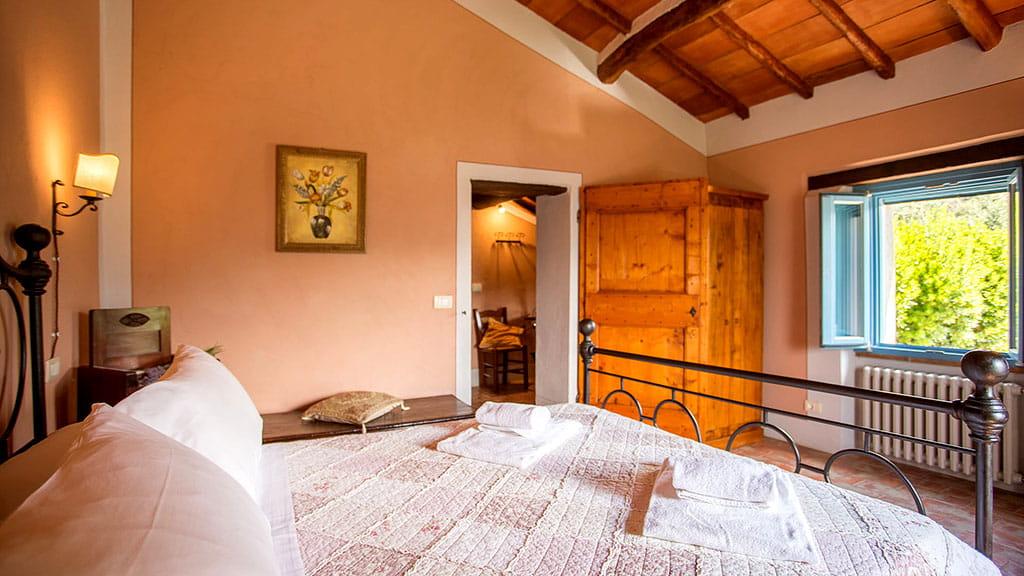 Villa San Martino Doppelbett