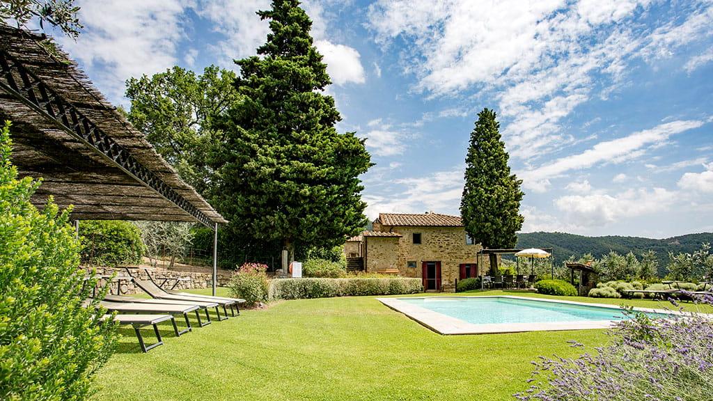 Villa San Martino Toskana