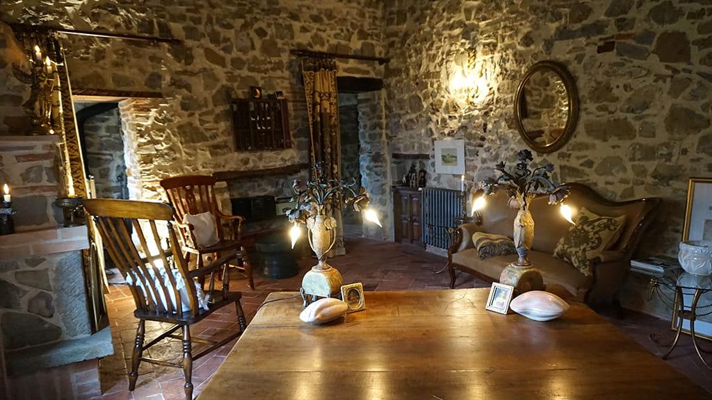 Villa Toskana Salon
