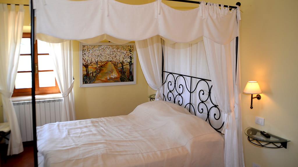 Villa Toskana Schlafzimmer
