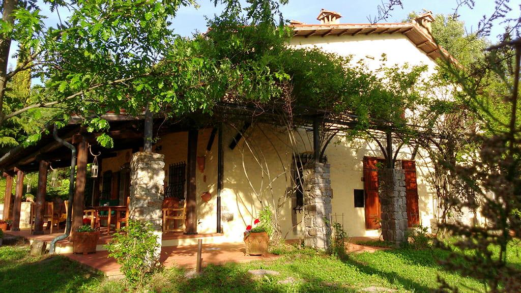 Villa Toskana Wundervoller Aussenbereich