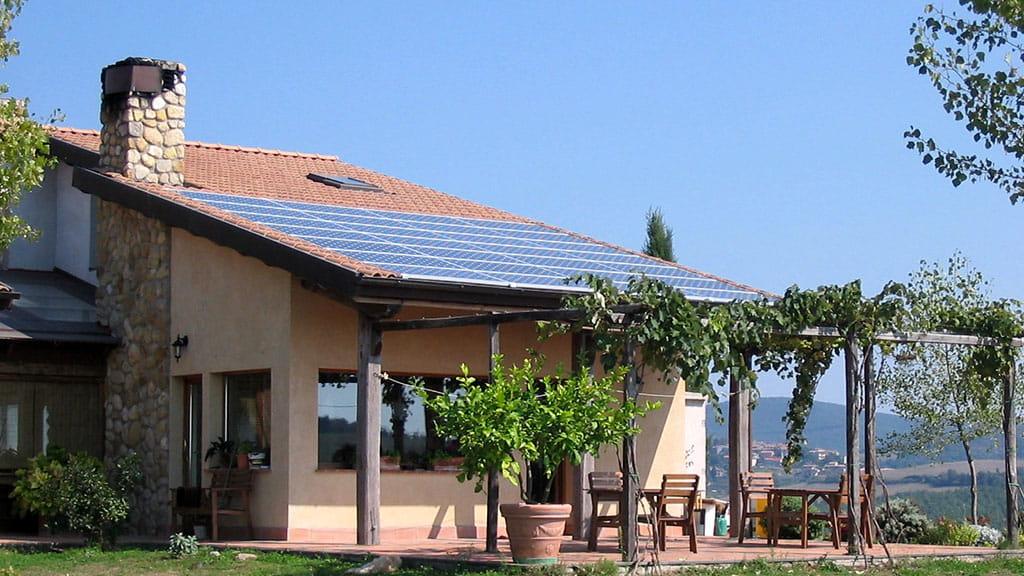 Villa Im Latium Mit Pool