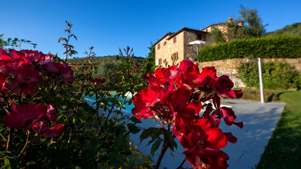 Villa In Der Toskana Arezzo