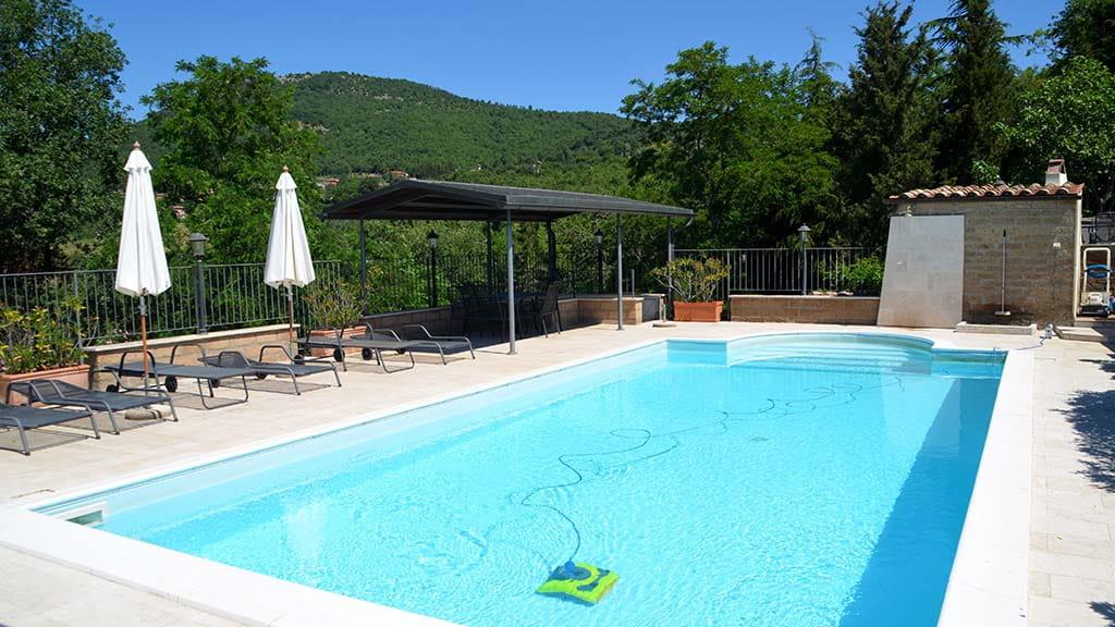 Villa Mit Pool Maremma Toskana