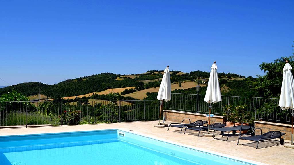 Villa Mit Großem Pool Toskana