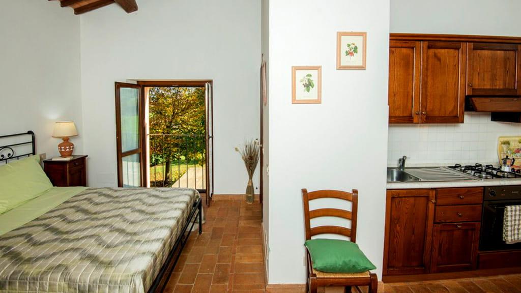 Wohn Essbereich Casa Olmo