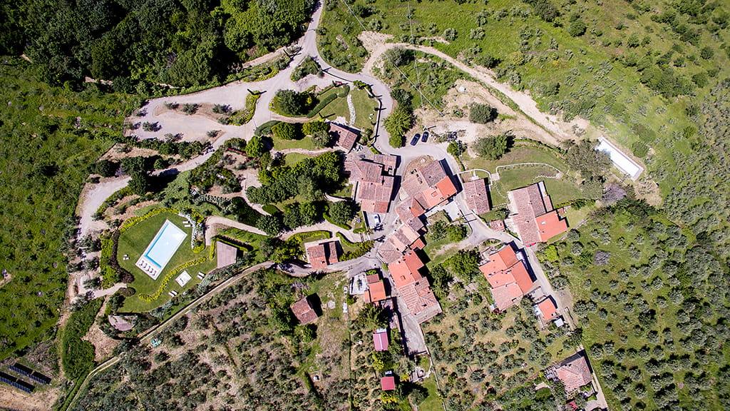 Borgo Gaggioleto Castiglion Fiorentino