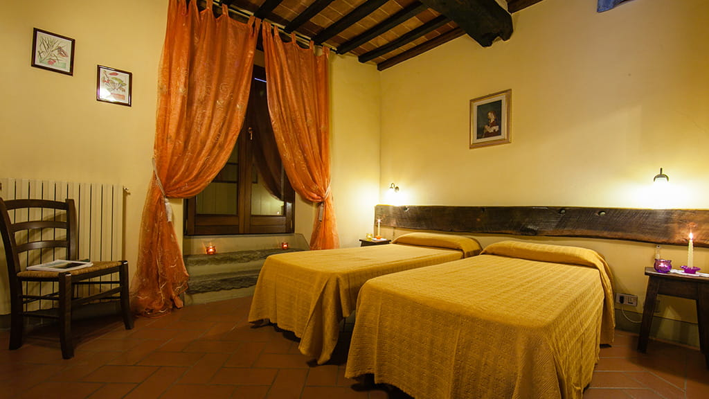 Borgo San Stefano Doppelzimmer