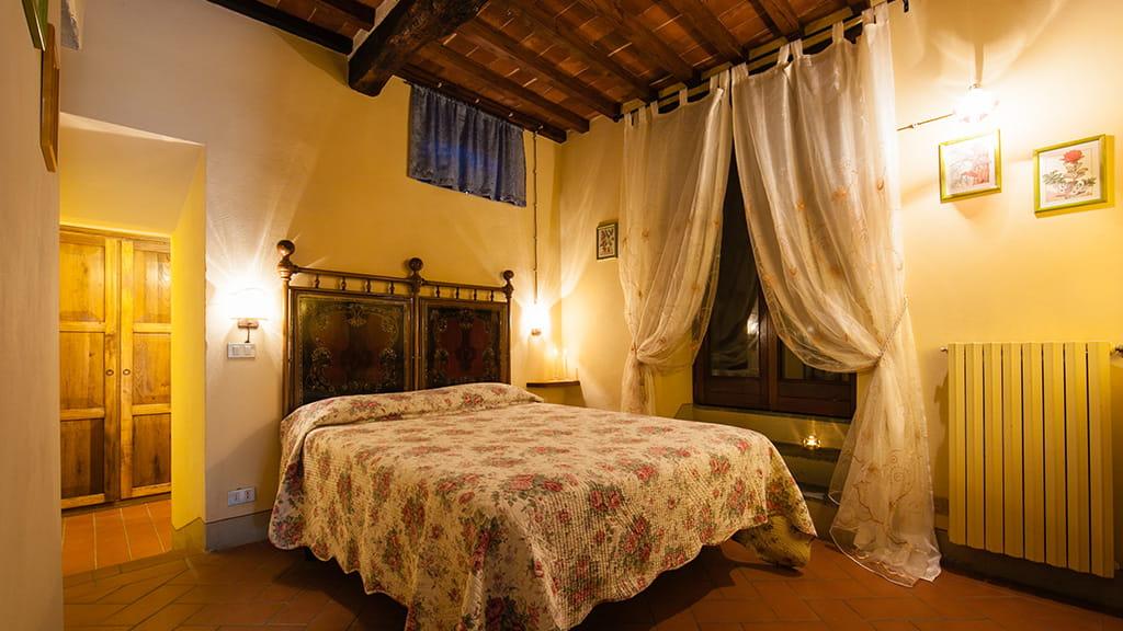 Borgo San Stefano Schlafzimmer