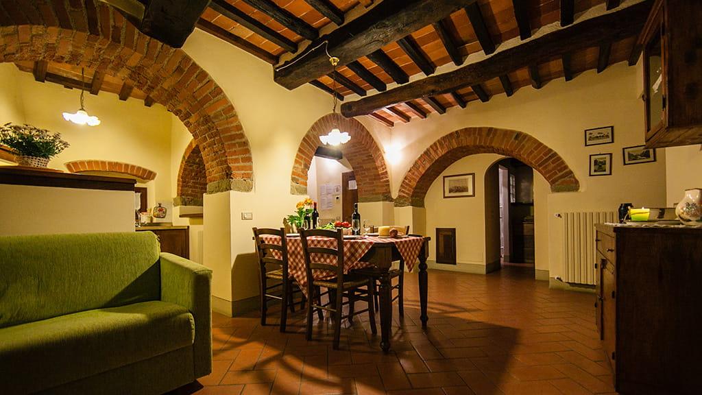 Borgo San Stefano Wohnbereich