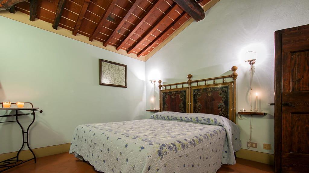 Borgo San Stefano Großes Schlafzimmer