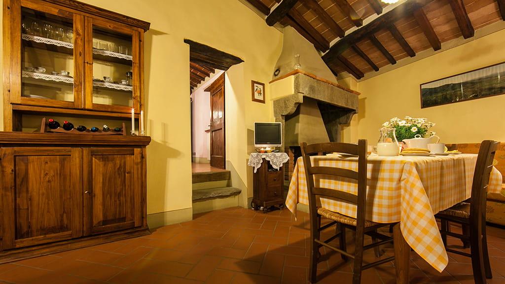 Borgo San Stefano Weiterer Wohnbereich