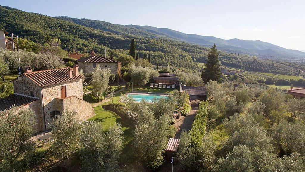 Borgo Santo Stefano Toscana