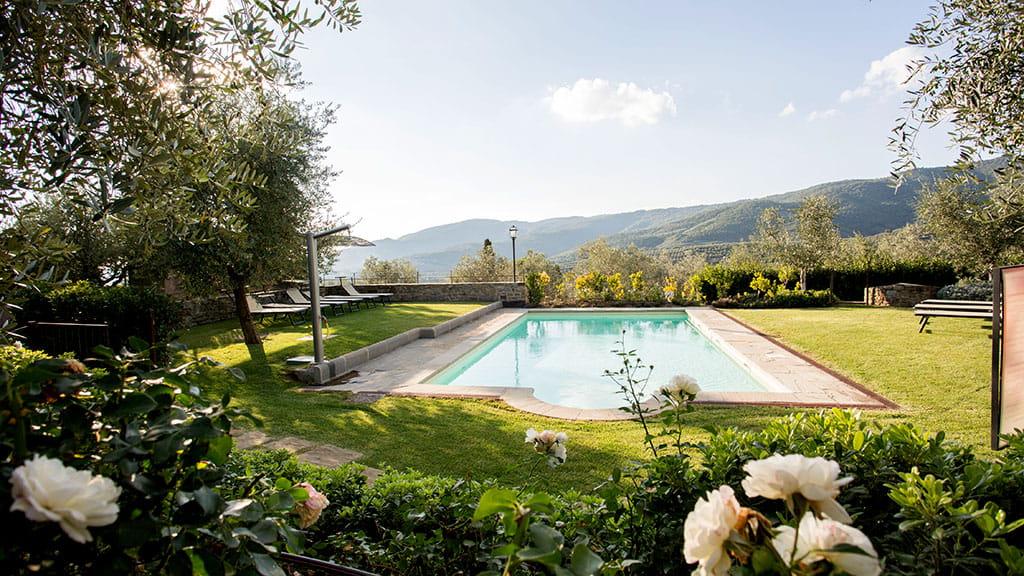 Borgo Mit Pool Toskana