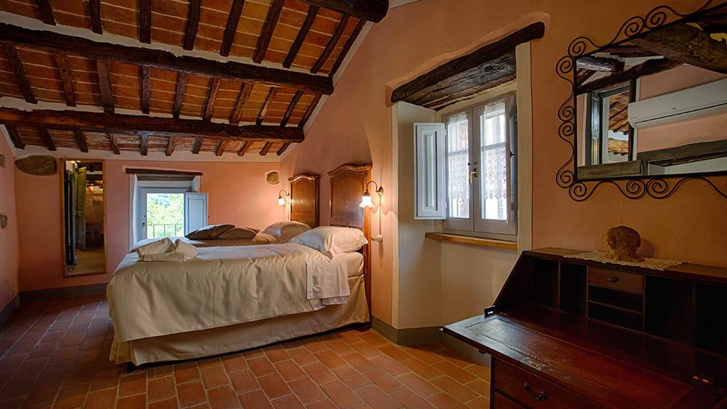 Ferienhaus Rosa Due Schlafzimmer