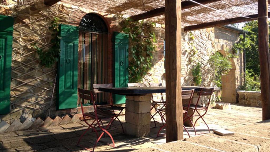 Ferienhaus Mit Terrasse Maremma