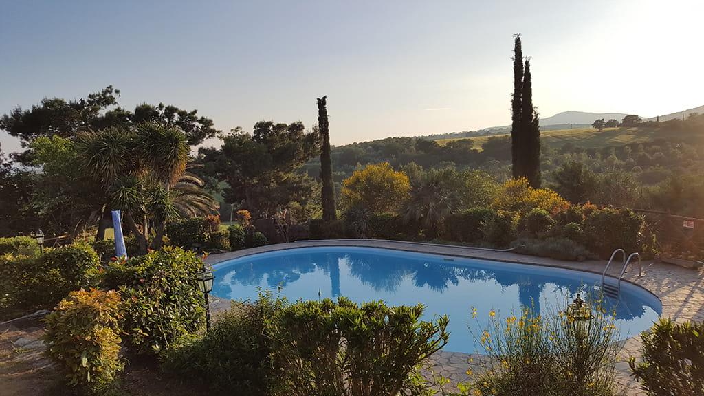 Ferienwohnung Aiola Mit Pool Toskana