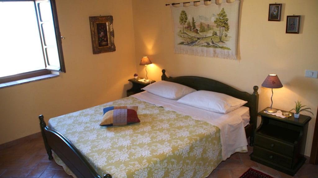Ferienwohnung Canticcia Gialla Schlafzimmer