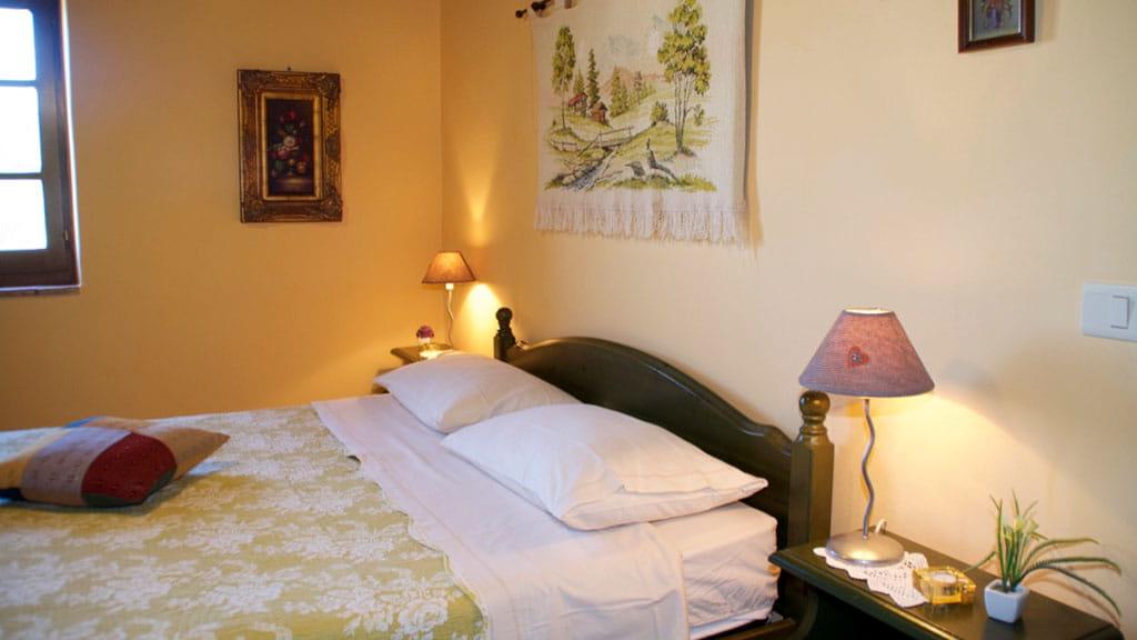 Ferienwohnung Cantinaccia Gialla Doppelzimmer