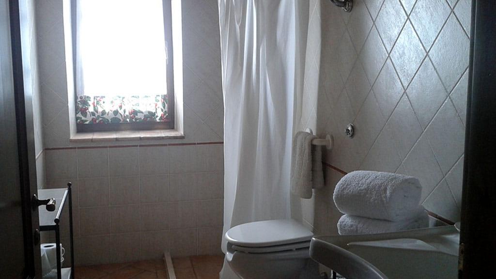 Ferienwohnung Cantinaccia Verde Bad