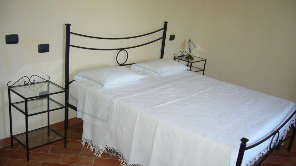Ferienwohnung La Luce Acacia Schlafzimmer