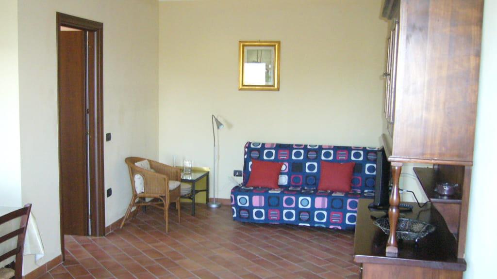 Ferienwohnung La Luce Acacia Wohnbereich