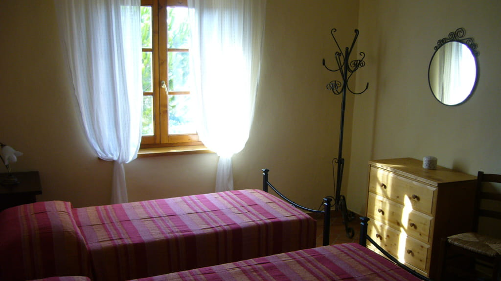 Ferienwohnung La Luce Acacia Weiteres Schlafzimmer