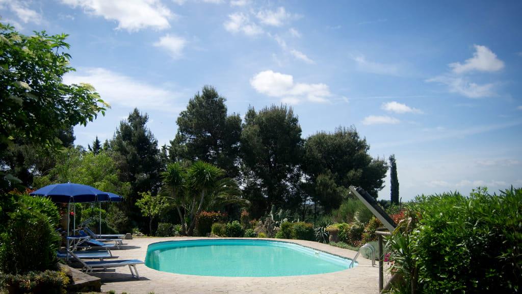Ferienwohnung Marrucheti Mit Pool