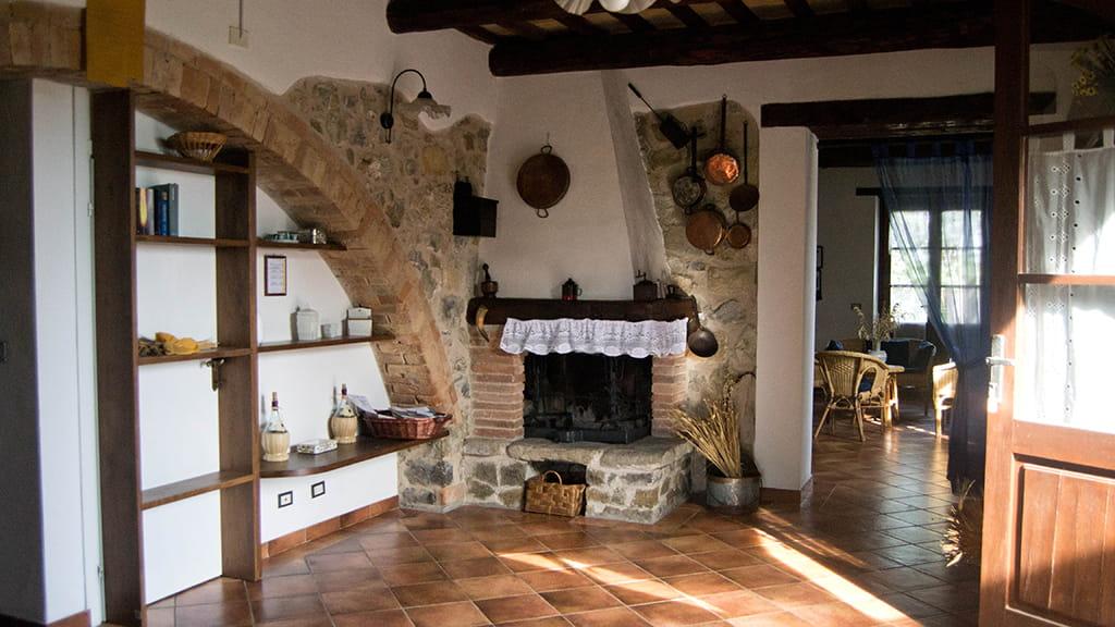 Ferienwohnung Marrucheti Uno Toskana
