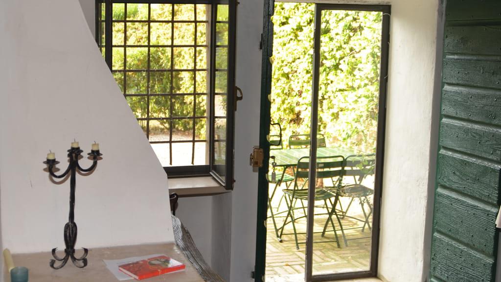 Ferienwohnung Torre Di Poggialberi Aussenbereich
