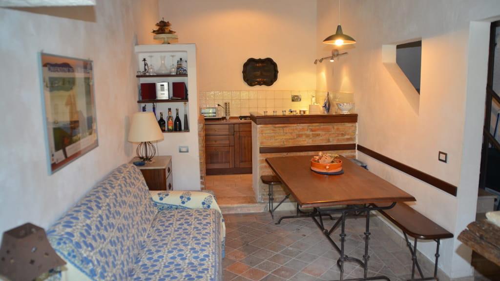 Ferienwohnung Torre Di Poggialberi Wohnen
