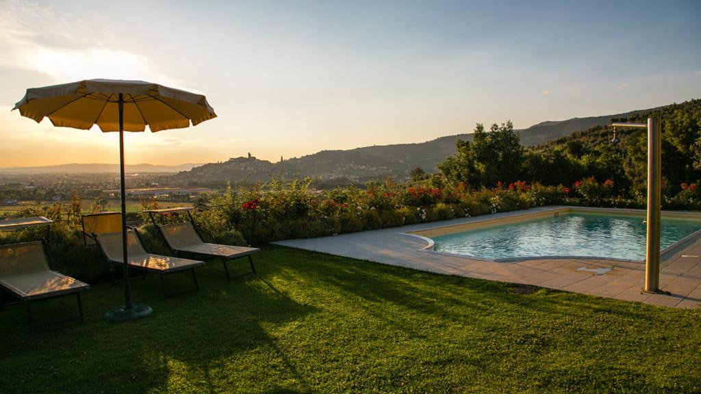 Ferienwohnung In Der Toskana Mit Pool
