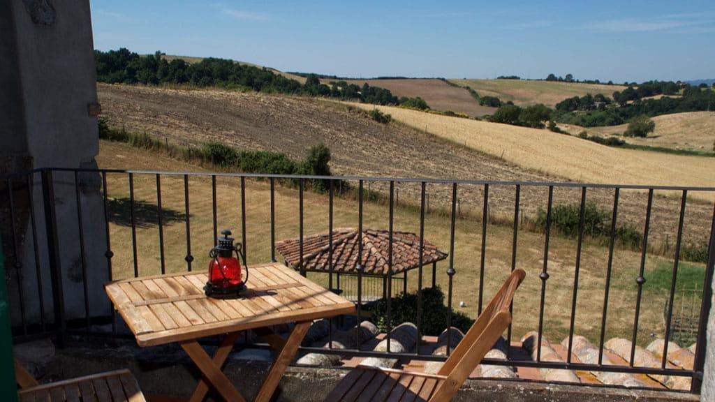 Ferienwohnung Mit Balkon Toskana