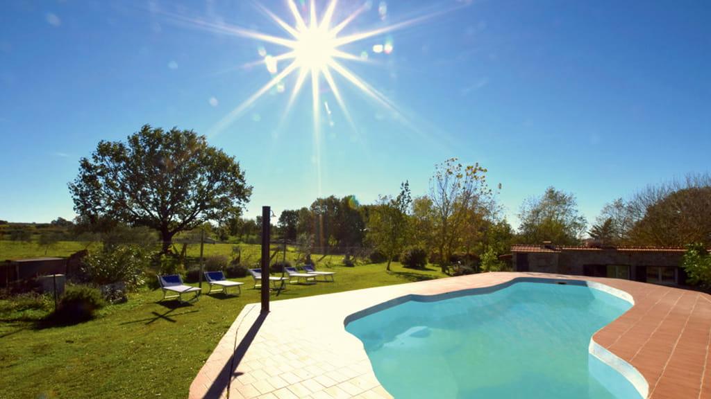 Ferienwohnung Mit Pool Toskana