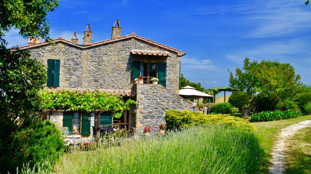Ferienwohnungen Maremma Toskana