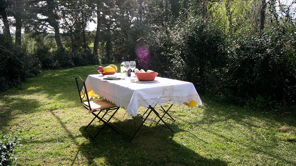 Kleine Ferienwohnung Toskana Mit Garten