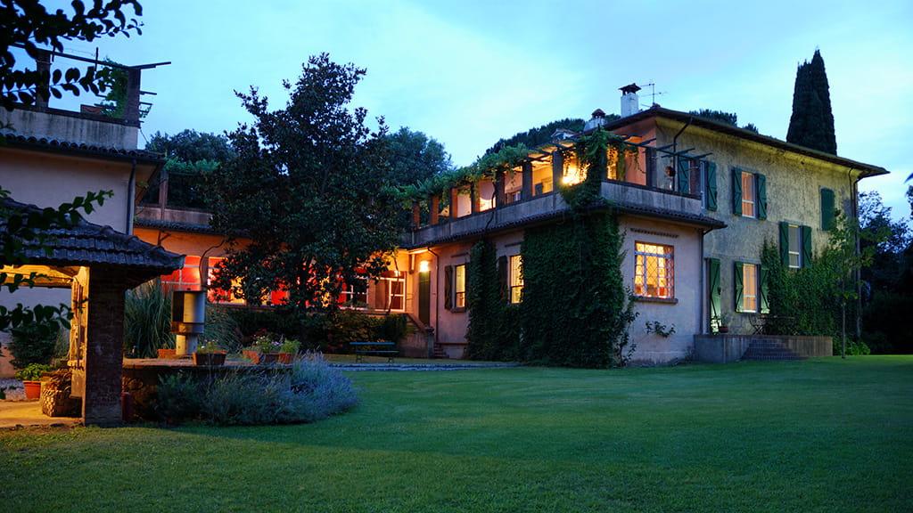 Traumhaus Toskana Villa Castellaccia