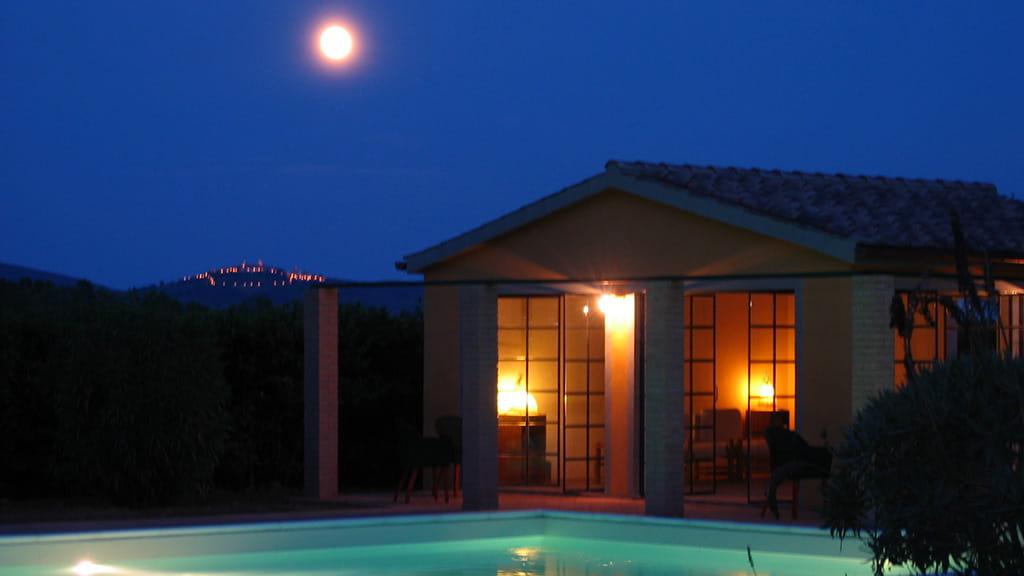 Villa Castellaccia Maremma Mit Pool