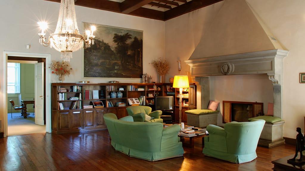 Villa Castellaccia Salon