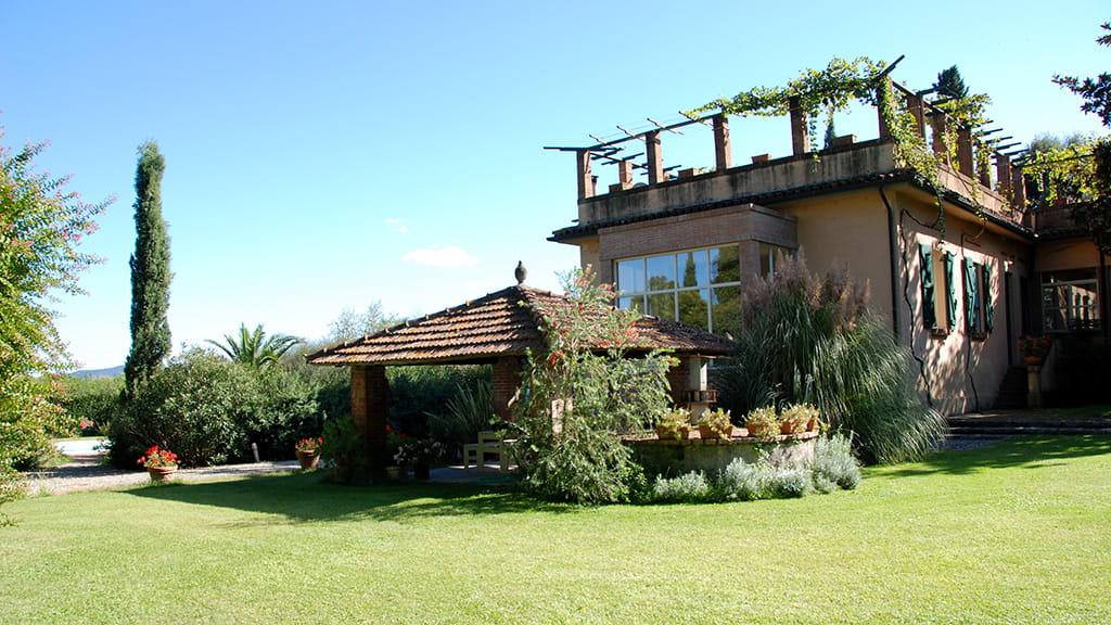 Villa Castellaccia Toskana