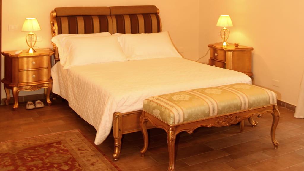 Villa Cerbaina Weiteres Schlafzimmer