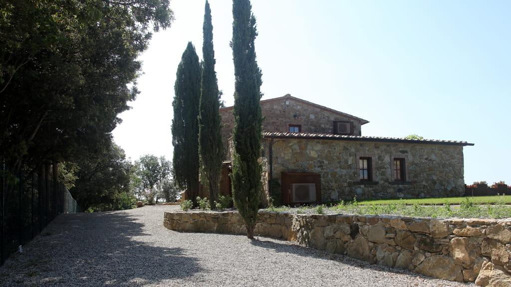 Villa La Cerbaina