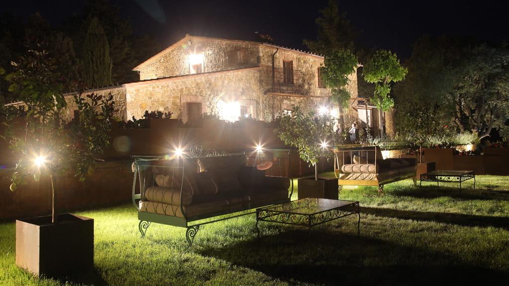 Villa Fuer 10 Personen Toskana