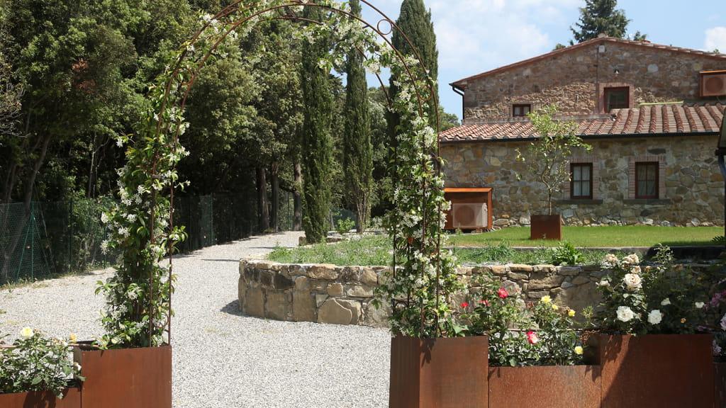 Villa In Montecatini Val Di Cecina