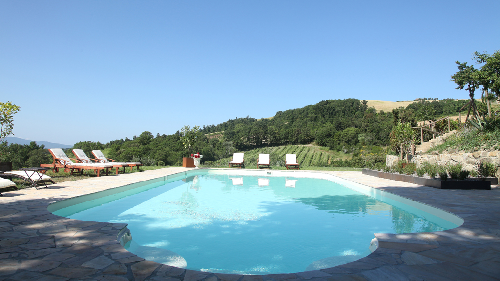 Villa In Der Nähe Von Pisa Mit Pool