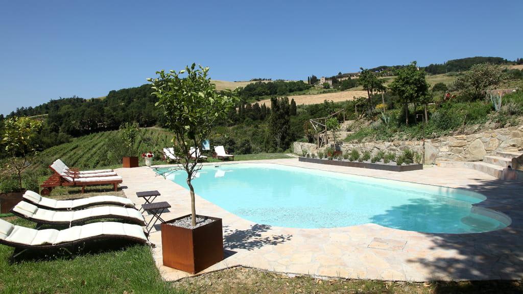 Villa Mit Pool Montecatini Val Di Cecina